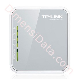 Jual Wireless Router 3G TP-LINK [TL-MR3020]